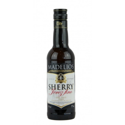 Sherry Madelios Dry 37.5 cl Fino DO Dry pale