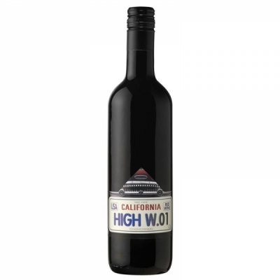 High Way 01 Red Wine 50 cl California