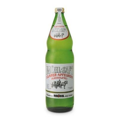 Möhl Saft klar alkoholfrei MW 100 cl