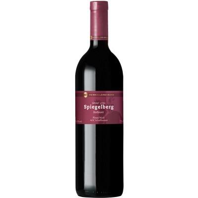 Hallauer Pinot Noir AOC 50 cl Graf von Spiegelberg