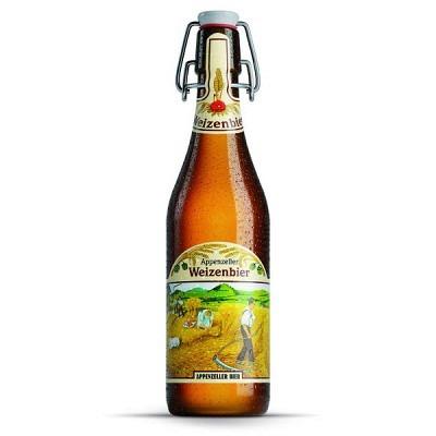 Appenzeller Weizenbier Alkoholfrei MW 50 cl