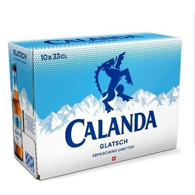 Calanda Glatsch 10x33 cl EW