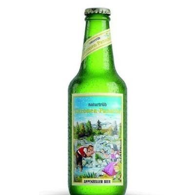 Appenzeller Zitronen-Panaché alkoholfrei MW 33 cl