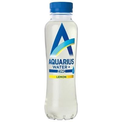 Aquarius Zinc Lemon EW 40 cl
