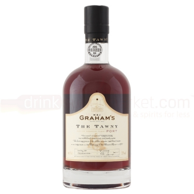 Graham's Port 10 y 75 cl Tawny Dose VDP