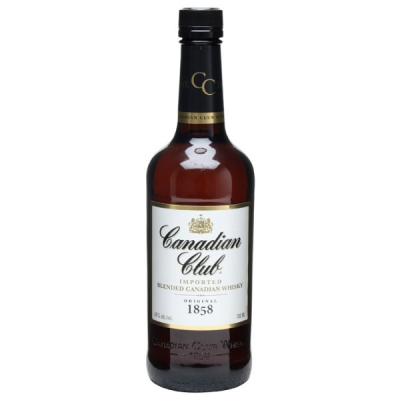 Canadian Club Whisky 70 cl 6 Years Old