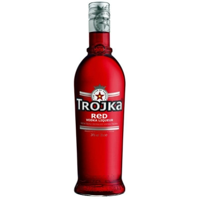Trojka red 70 cl Vodka Likör